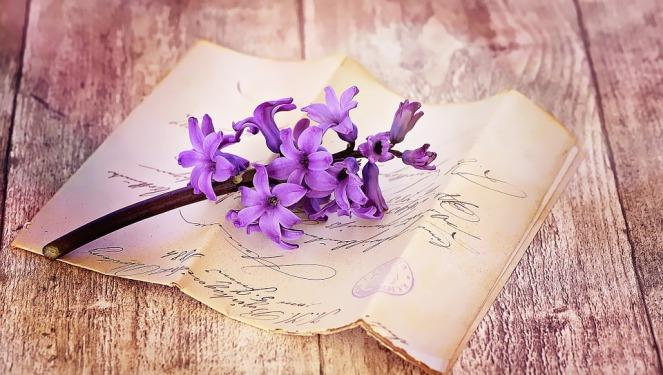 smukt brev