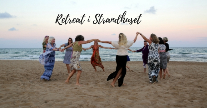Retreat i Strandhuset banner